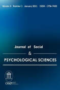 Journal of Social & Psychological Sciences