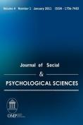 Journal of Social & Psychological Sciences