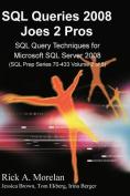 SQL Queries Joes 2 Pros Volume 2