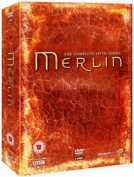 Merlin: Complete Series 5 [Region 2]