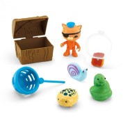 Octonauts Action Figure Rescue Kit Kwazii & the Slime Eel