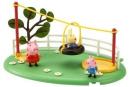 Peppa Pig - Zip Line Playground Playset