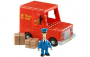 Postman Pat SDS Vehicle And Accessory Set - SDS Pats Van