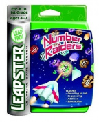 LeapFrog Number Raiders - Leapster Arcade Game