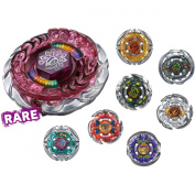 Null Beyblades Japanese Metal Fusion Battle Top #Bb100 Vol. 6 Random Booster