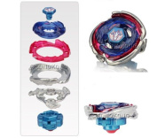 Beyblade 4d Metal Fusion Starter Set #Bb105 Big Bang Pegasus Fight Masters Launcher