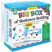 Carson Dellosa KE-840008 Big Box Of Sentence Building Game- Age 5 & up