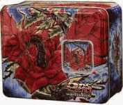 YuGiOh 5D's 2008 Collector's Tin 2nd Wave Black Rose Dragon [Toy]