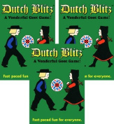 Dutch Blitz - 3 Pack