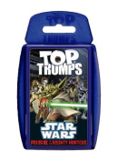Top Trumps Clone Wars 3 - Rise of the Bounty Hunter Card Game