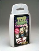 Top Trumps Specials the Simpsons - Horror Edition Card Game