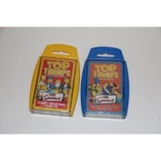 Top Trumps card game - Simpsons 2 Pack - Volume 1 and 2