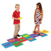 Foam Hopscotch Play Mat