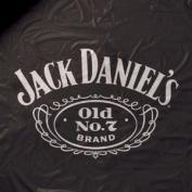 Jack Daniels 7 ft. Black Vinyl Pool Table Cover