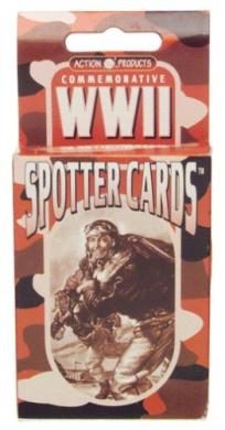 Commemorative World War 2 Spotter Cards