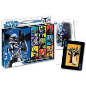 Star Wars Clone Wars Deck 2-Pack