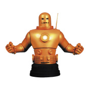 PREORDER Iron Man Mark II (Gold Armour) Mini Bust by Gentle Giant