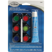 9103T Acrylic Fluorescent Paint Pod Set Multi-Coloured