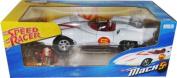 1/18 Speed Racer Mach 5, White/Red