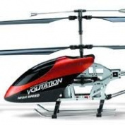 Newest DH 9053 26 Inches Volitation 3.5 Channel Outdoor Metal Gyro RC Helicopter