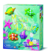 4M Mould & Paint Kits - Underwater