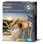 Mammoth Skeleton Excavation Kit 03236 - Great Gizmos