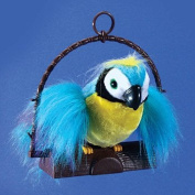 Insulting Parrot Motion Activated Toy Rude Sayings