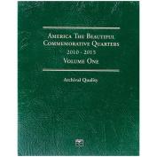 America The Beautiful Commemorative Quarter Folder, Volume One 2010-2015