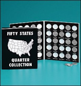 1999 - 2008 Fifty State Quarter Collection Coin Folder
