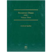 Roosevelt Dime Folder-2004-2008 Volume 3