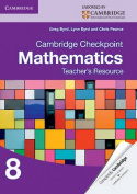 Cambridge Checkpoint Mathematics Teacher's Resource 8