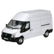 Oxford Diecast Ford Transit LWB High Roof - 1/76 OO Scale Diecast Model