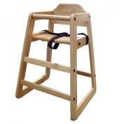 Ore International H-129 29 Toddler Restaurant-Style Highchair