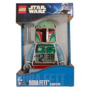 Lego Star Wars Boba Fett Figure Alarm Clock