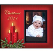 Christmas 2011 Candles- Picture Frame Gift