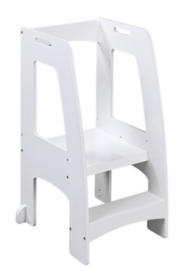 One Step Ahead Kids Kitchen Helper Safety Tower Step Stool