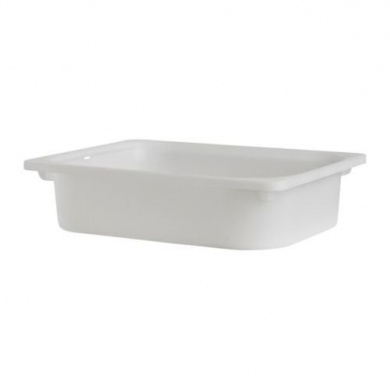 ikea trofast toy storage box white medium by ikea shop. Black Bedroom Furniture Sets. Home Design Ideas