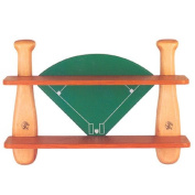 Lite Source 12MT40 Baseball Field Shelf, 80cm