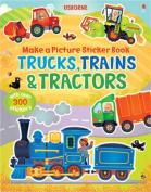 Trains, Truck & Tractors