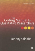 The Coding Manual for Qualitative Researchers