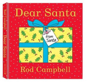 Dear Santa [Board book]