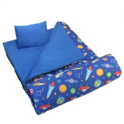 Wildkin Olive Kids Out of This World Sleeping Bag