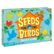 Peaceable Kingdom / Seeds for the Birds Cooperative Board Game