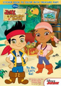 Jake & the Neverland Pirates Yo Ho, Let's Go