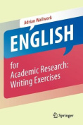 English for Academic Research