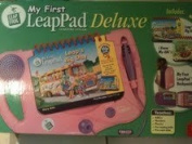 My First Leappad Deluxe Pink : Leap's Big Day / I Know My Abcs / Leappad Backpack {3 - 5 Years}