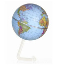 Fascinations TerraMagic Axis Perpetual Motion Globe