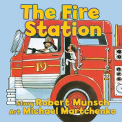 The Fire Station [Board Book]