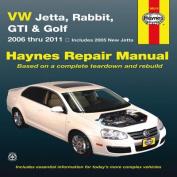 VW Jetta, Rabbit, GI, Golf Automotive Repair Manual