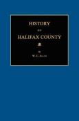 History of Halifax County [North Carolina]